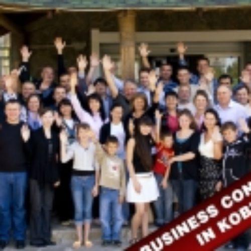 IV Бизнес конференция Христиан Предпринимателей