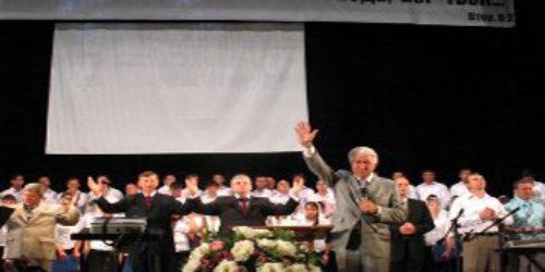 В Одесі відсвяткували 90-річчя п'ятидесятницького руху в Україні