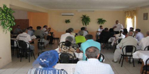 Відділ благовістя провів семінар у Генічеську