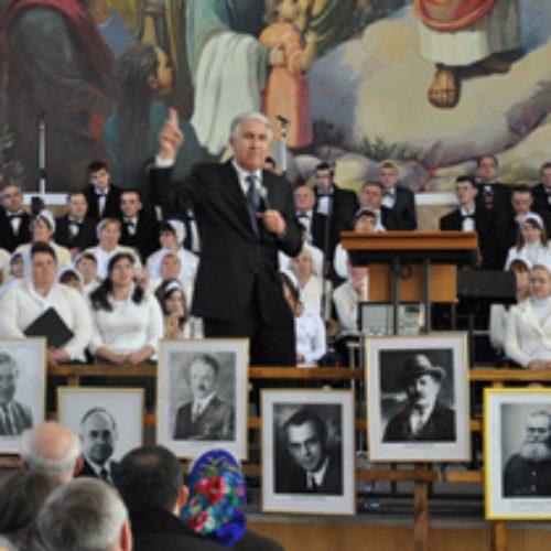 У Дніпропетровську святкували 90 – річчя духовного пробудження