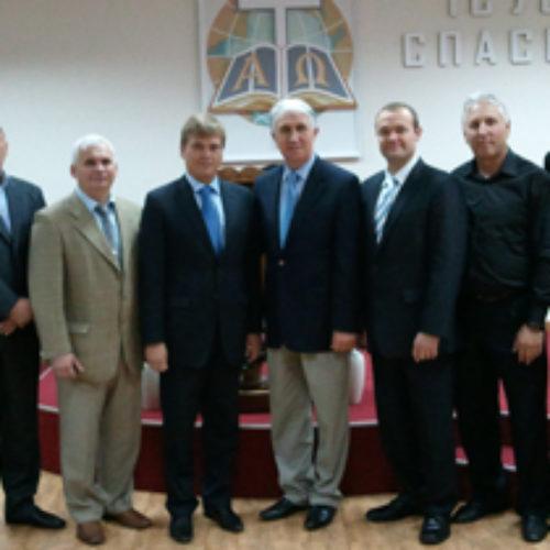 М. С. Паночко відвідав українські церкви в Іспанії