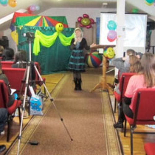 Євангелізація в служінні дітям