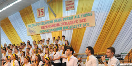 «Доля України не в руках політиків, а в руках Ісуса Христа»