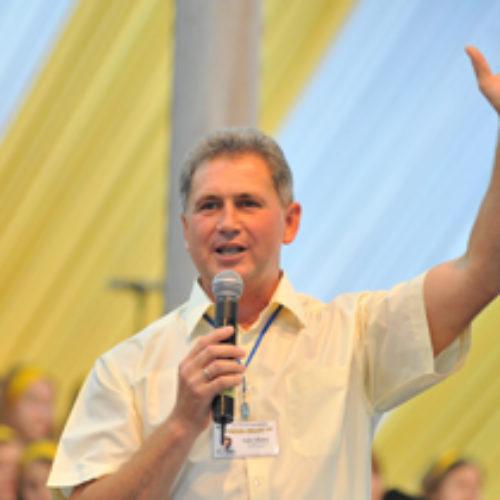 """""""Християнська молодь є духовною інтелігенцією, яка має показувати зразок для наслідування всій українській молоді"""""""