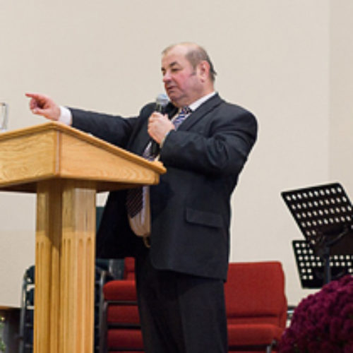 Єпископ Цвор: «На суспільство може впливати лише Церква сповнена Духом Святим»