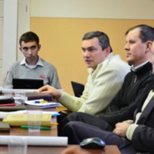 Відбулися звітні зустрічі працівників духовної освіти Церкви ХВЄ України