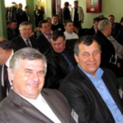 Звітна конференція ЦХВЄ-2013. Пастори вчилися… зростати разом