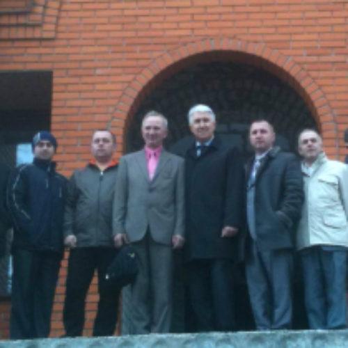 Старший єпископ відвідав Житомирщину