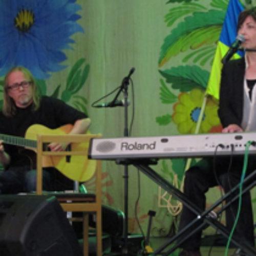 Фінська християнська співачка відвідала українські тюрми