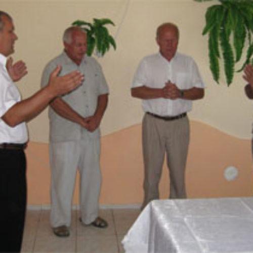 В Генічеську відбулася зустріч євангелістів