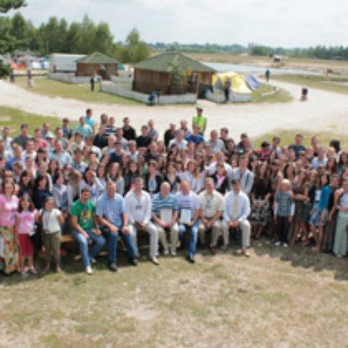 Молодь Львівщини провела форум єдності та миру