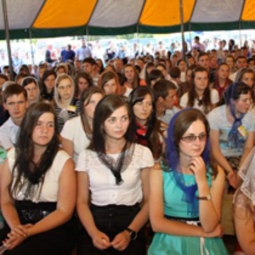 Поблизу Луцька відбувся третій з'їзд волинської молоді ХВЄ
