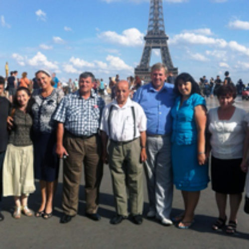 Українські церкви в Європі – радість зустрічі