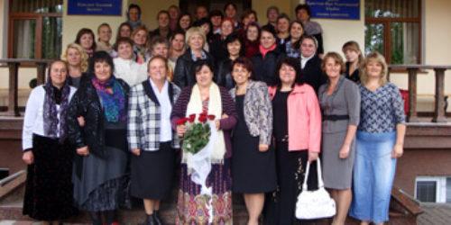 Зустріч сестер Києва і Київської області