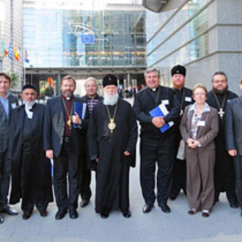 Українські релігійні лідери зустрілися з керівництвом ЄС