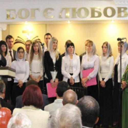 Новий дім молитви у Тисмениці