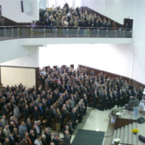 Участники Конгресса  обратились ко всем пятидесятникам мира с заявлением
