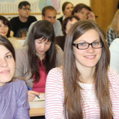 У Києві завершилася перша сесія десятої Школи «Агапе»
