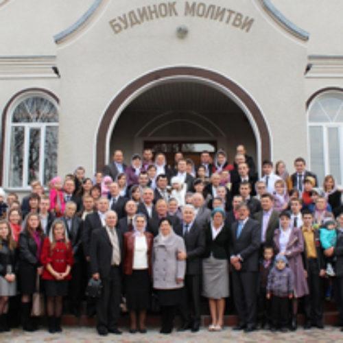 У Дубровиці відсвяткували 20-ліття церкви на День Подяки