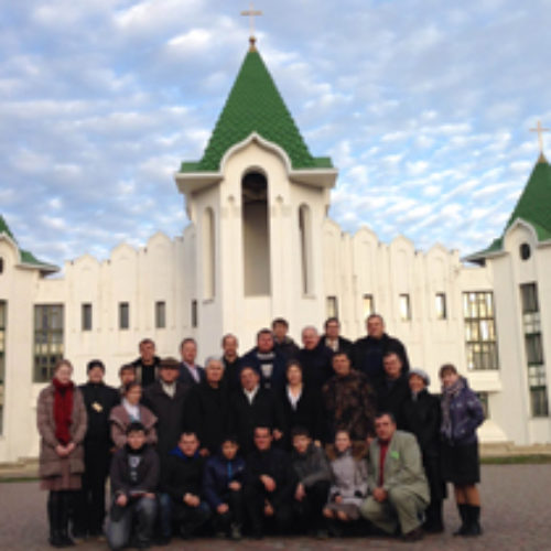 Церкви ХВЄ в Росії чекають духовної підтримки з України