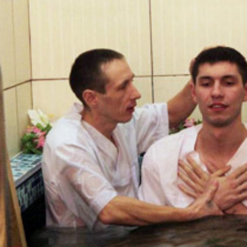 День, коли Небо раділо – 19 січня у церквах столиці відбулося водне хрещення