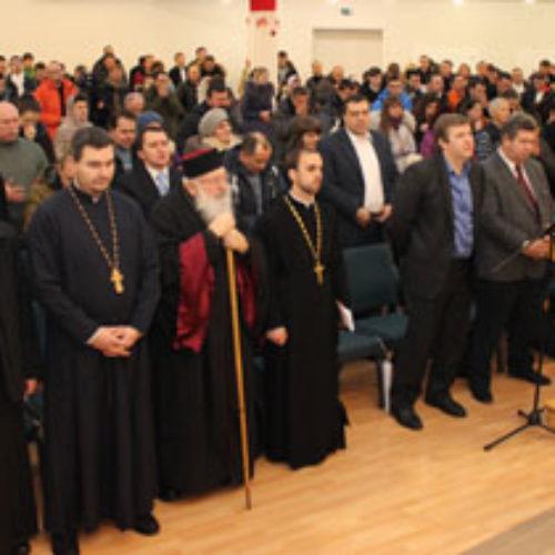 Віруючі різних конфесій спільно благали Бога про милість для України