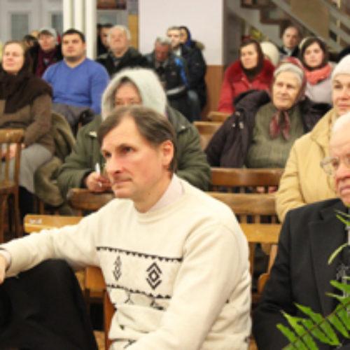 Служіння у київській церкві «Ковчег»: уроки Гетсиманії