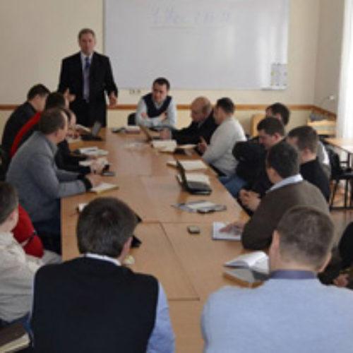 Комітет обласних керівників молоді: етапи підготовки до молодіжного з'їзду