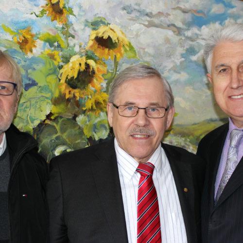 Д-р Арто Хамалайнен: «П'ятидесятницька спільнота Європи щиро підтримує українську церкву»