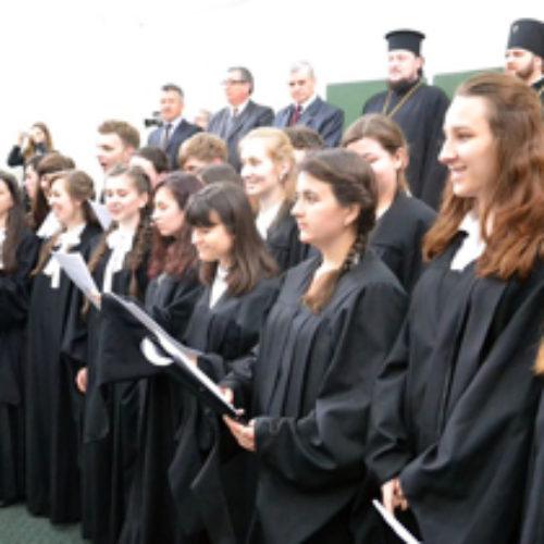 В Острозькій академії встановили рекорд одночасного читання текстів Біблії