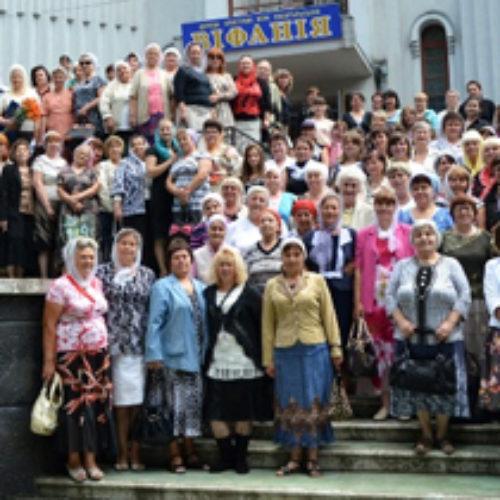 «Молитва – це покривало любові» Репортаж з обласної сестринської конференції на Дніпроперовщині