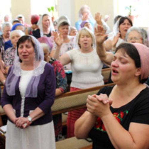 Сестринська конференція в Одеській області нагадала дух 90-х
