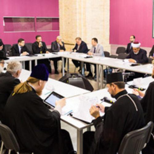 Всеукраїнська Рада Церков посилює співпрацю в наданні соціальної допомоги переселенцям