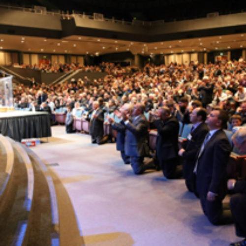 Михайло Паночко відвідав слов'янські церкви ХВЄ у США, де послужив на конференції, присвяченій 25-річчю слов'янської еміграції