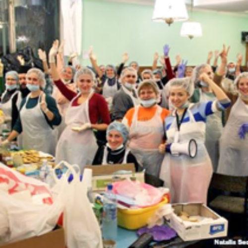 Звернення Всеукраїнської Ради Церков і релігійних організацій на підтримку благодійництва та волонтерської діяльності
