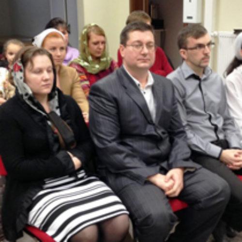 Будете у Берліні, завітайтe до української церкви