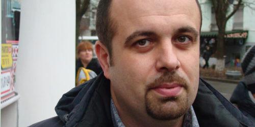 Капеллан Вячеслав Бевз: «Солдаты думали, что мы их забросаем цитатами из Библии, а мы стали просто с ними жить»