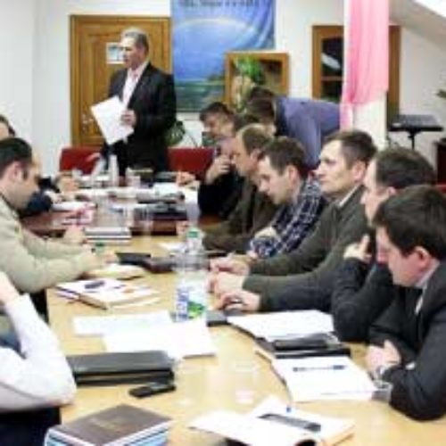 Служіння у новому форматі під час Малинфесту, інтернет-євангелізм – теми, які розглянув молодіжний комітет ЦХВЄУ
