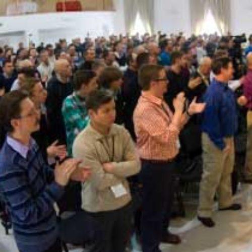 Чоловіча конференція у Вишгороді: говорили про призначення чоловіка та повноту в Ісусі