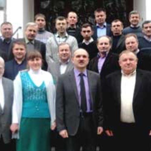 Зустріч керівників вищих духовних навчальних закладів