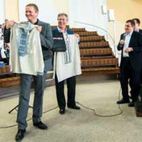 «Віддай Ісусу свій обід» – молодіжна конференція церков Львівщини