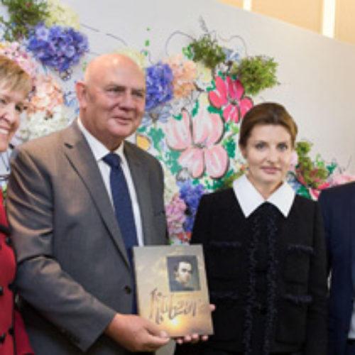 Член Палати лордів Великобританії Роберт Едмістон зустрівся в Україні із єпископами ЦХВЄУ та християнами-підприємцями