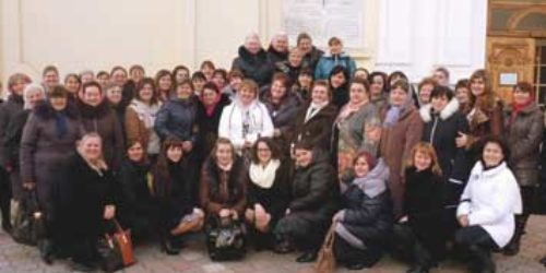 Сестри з Волині відвідали жіночу конференцію у Львові