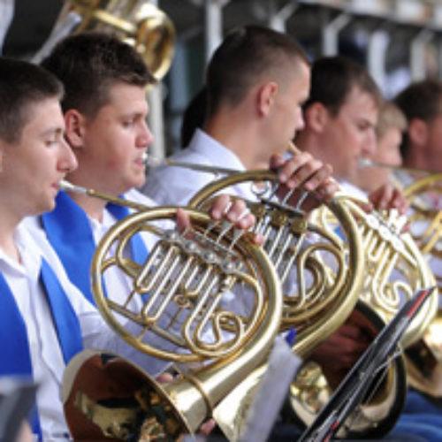 Кілька тисяч християн зібралися на стадіоні «Арена Львів» напередодні Фестивалю надії
