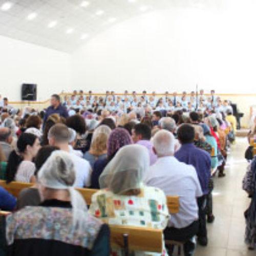 На Одещині, у місті Ізмаїл, посвятили новий молитовний будинок  (ФОТО)