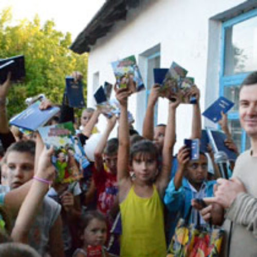 Пастора Тараса Сеня, якого у неділю затримали  представники збройного угрупування «ЛНР», звільнено