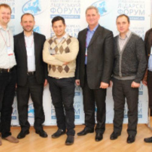Близько 80 євангельських спікерів служили на Східноєвропейському лідерському форумі-2015