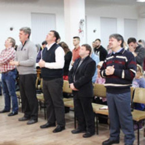 До кінця року щотижня у Києві проводитимуться з'їздні богослужіння