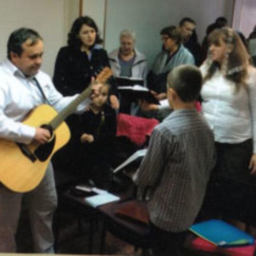 У Барселоні відкрито нову місіонерську церкву ХВЄ