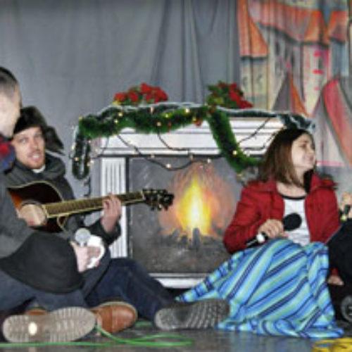 Київська церква провела мюзикл «Мир землі» у Березанській виправній колонії